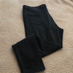 Faded Glory leggings sz xl (16/18)